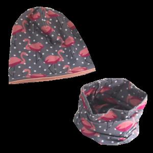 FlamingoLoopmütze