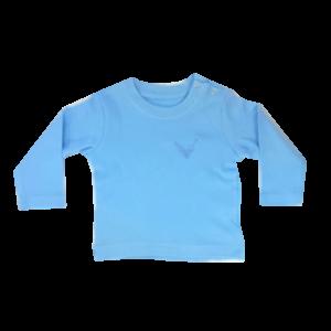 Hirschkopf blau