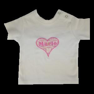T-Shirt mit name
