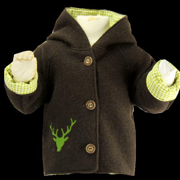 Babyjacke für herbst und winter