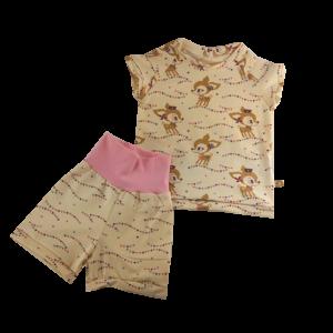 Schlafanzug Bambi