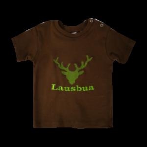 lausbua grün shirt