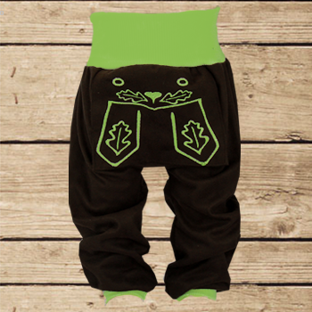 Babylederhose Lederhose für Babys