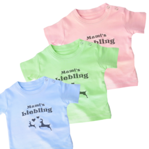 T-Shirt: Mamis Liebling